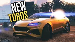NEW Pegassi Toros CUSTOMIZATION! | GTA 5 (Arena War)