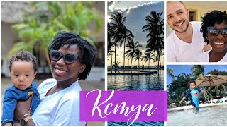 BEST FAMILY HOLIDAYS - KENYA TRAVEL VLOG | AdannaDavid