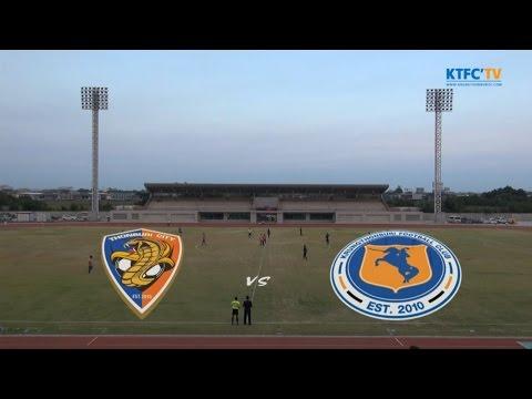 KTFC'TV 2016 EP.26 - HL THONBURI CITY 0-5 KRUNGTHONBURI FC