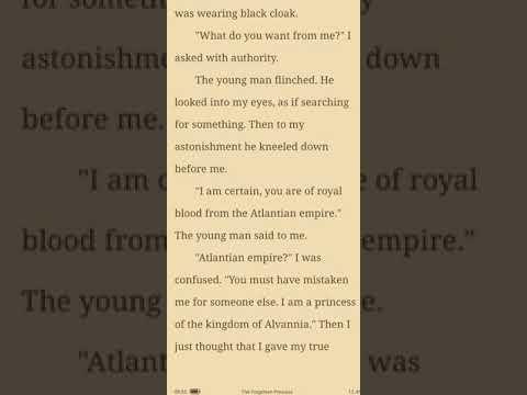 The Forgotten Princess Chapter 46-51