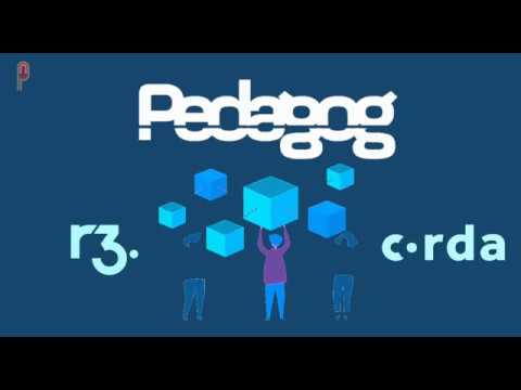 Pedagog : Advanced blockchain based online learning platform: