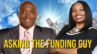Getting Advice From A Financial Expert On Funding | Dr. Neva