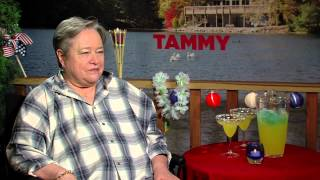 Tammy: Kathy Bates Official Movie Interview