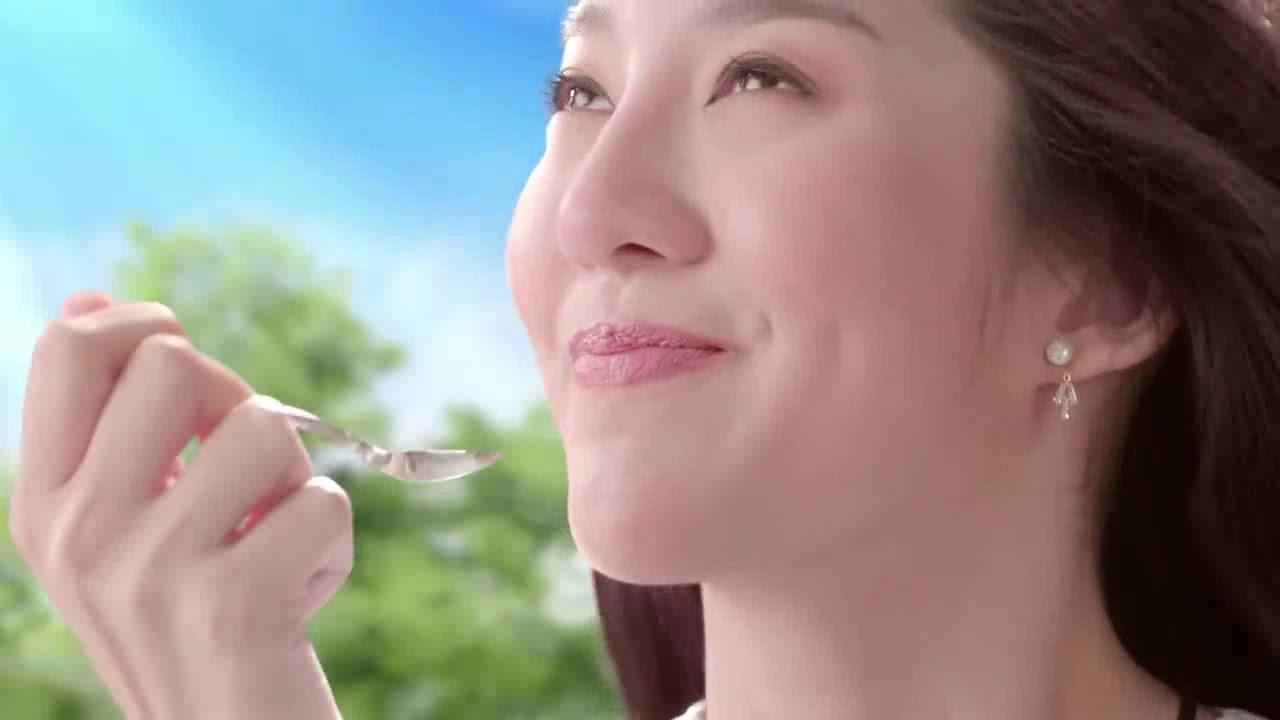 Quảng cáo Vinamilk   Sữa chua Vinamilk Greek Yoghurt Bí Quyết Khỏe Đẹp