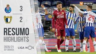 Highlights   Resumo: FC Porto 3-2 Famalicão (Liga 20/21 #30)