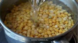 гороховый суп желтый