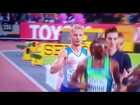 2 st  Mistrzostwa  Świata men na 800m. Adam Kszczot