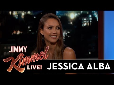 Jessica Alba's Awkward RunIn with Her Biggest