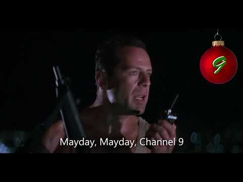 Walton And Johnson - Die Hard Meets The Twelve Days of Christmas Mashup (video)