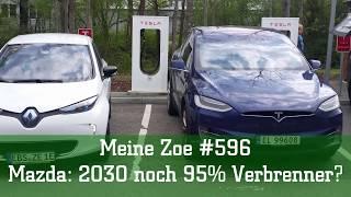 Meine Zoe #596 - Mazda: 2030 noch 95% Verbrenner?