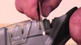 Wusthof 4-stage Universal Hand-Held Knife Sharpener