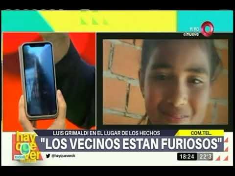 54c26b2d7 Encontraron el cuerpo sin vida de Sheila. el nueve Argentina