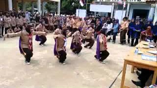 MTs Negeri 3 Kab.Tangerang 85 Scout Team Yel- Yel