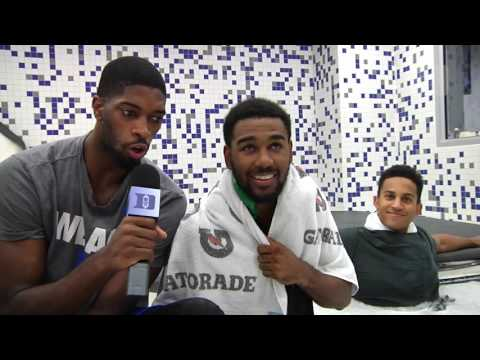 DBP: Post-Practice Reporting from Amile Jefferson
