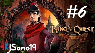 Kings Quest - A Knight to Remember - Ep. 6 - Achaka My Friend (Let