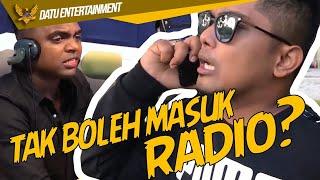 'Siti Bilang Cuti' Tak Boleh Masuk Radio! Danial Zaini Pening Layan DJ San!