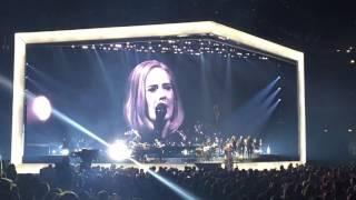 Adele - Rumor Has It 7/10/16