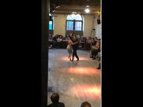 Jorge Firpo & Gisela Graf-Marino demo 3 / 05 / 2015 Brussels - Pianofabriek