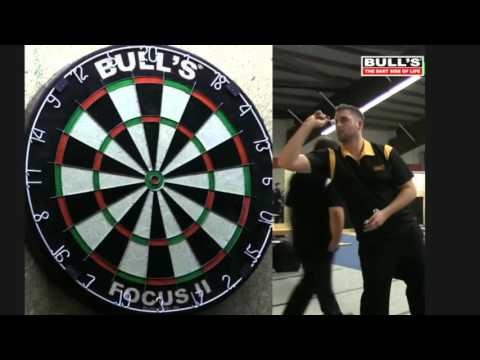 DDV WDF Darts Kirchheim Open 2. Halbfinale: Marcel Hausotter vs. Daniel Zygla