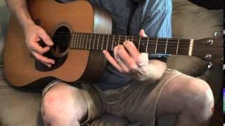 Guitar Lesson - Elton John Cover - Holiday Inn