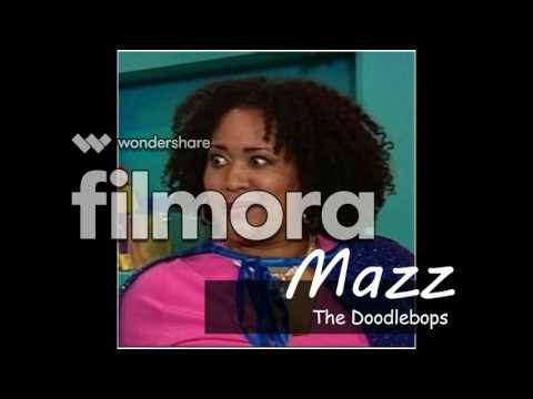 The Doodlebops - Mazz's Scat Song