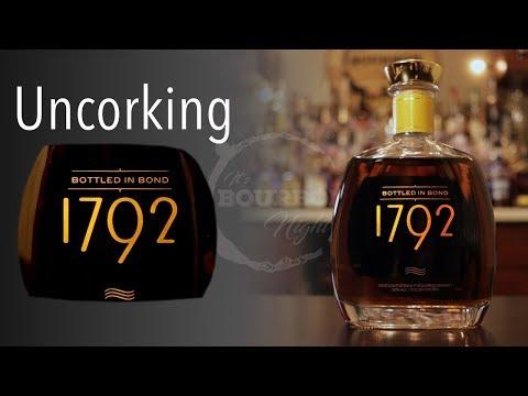 Uncorking 1792 Bottled In Bond