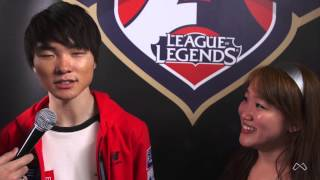 legendary mid laner faker gives us the run down on all stars and cloud 9
