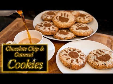 Cookies, Chocolate Chip And Oatmeal