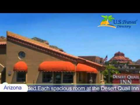 Desert Quail Inn Motel - Sedona,Arizona
