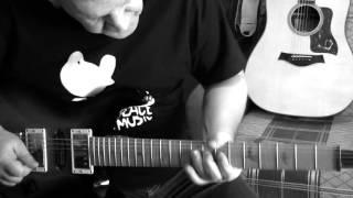 Урок игры на гитаре, HOTEL California,  Отель Калифорния (видео урок игры на гитаре)