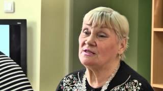 Писатель Тамара Копанева в Адышевской библиотеке