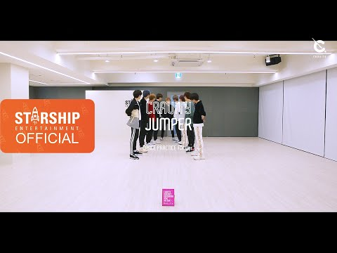 [Dance Practice] CRAVITY (크래비티) - JUMPER (Fix Ver.)