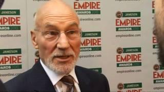 Winstone, McKellen & Stewart on Empire Awards