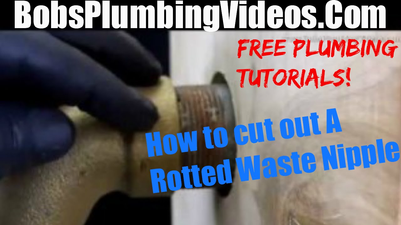 Replace Galvanized Pipes Youtube