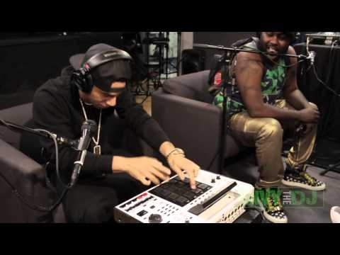 EnvyTheDJ: Araab Muzik x Mistah Fab (In House Beats + Freestyle)