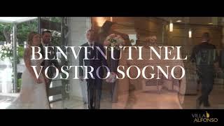 Benvenuti Nel Vostro Sogno - Villa Alfonso • Wedding & Events