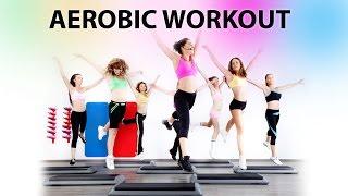 Full Body Aerobic Workout At Home - Kanishkaa Rahul Pandey