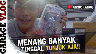 Surganya Aksesoris Motor I TDR Technology Center [Garage Vlog]