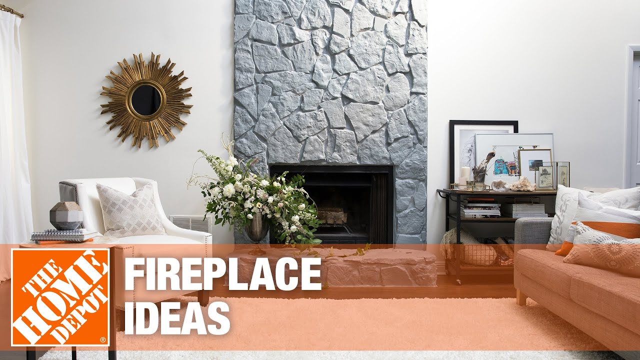 Fireplace Ideas The Home Depot