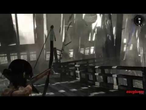 Guia Tomb Raider 2013 Dificil 100% Monasterio abismo, visita 3 aldea de la montaña (7/17)