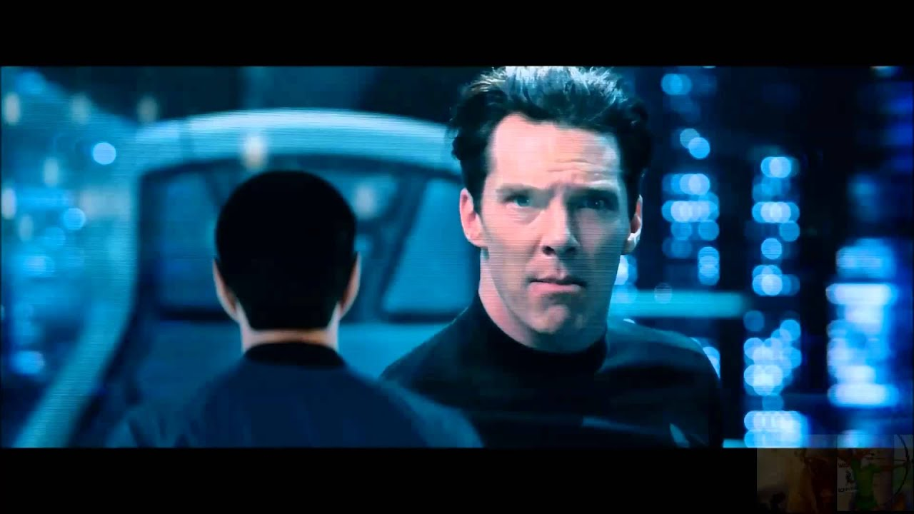 Star Trek Into Darkness - Khan Takes Over Vengeance / Khan ...