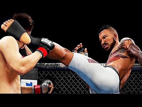 EA SPORTS UFC 3 GOAT Career Mode Trailer...