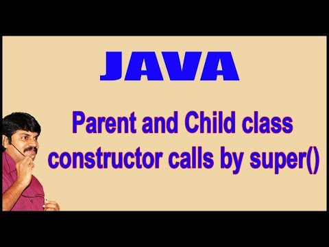 java-constructors-||-parent-and-child-class-constructor-calls-by-super()-||-by-durga-sir