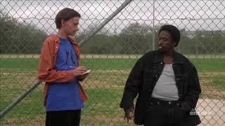 Кто тут у нас Козел?...отрывок из фильма (Крутой парень/The New Guy)2002