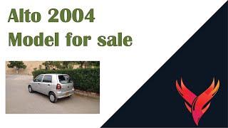 Suzuki Alto 2004 for sale|Used Cars 2020 c||vehicles drive