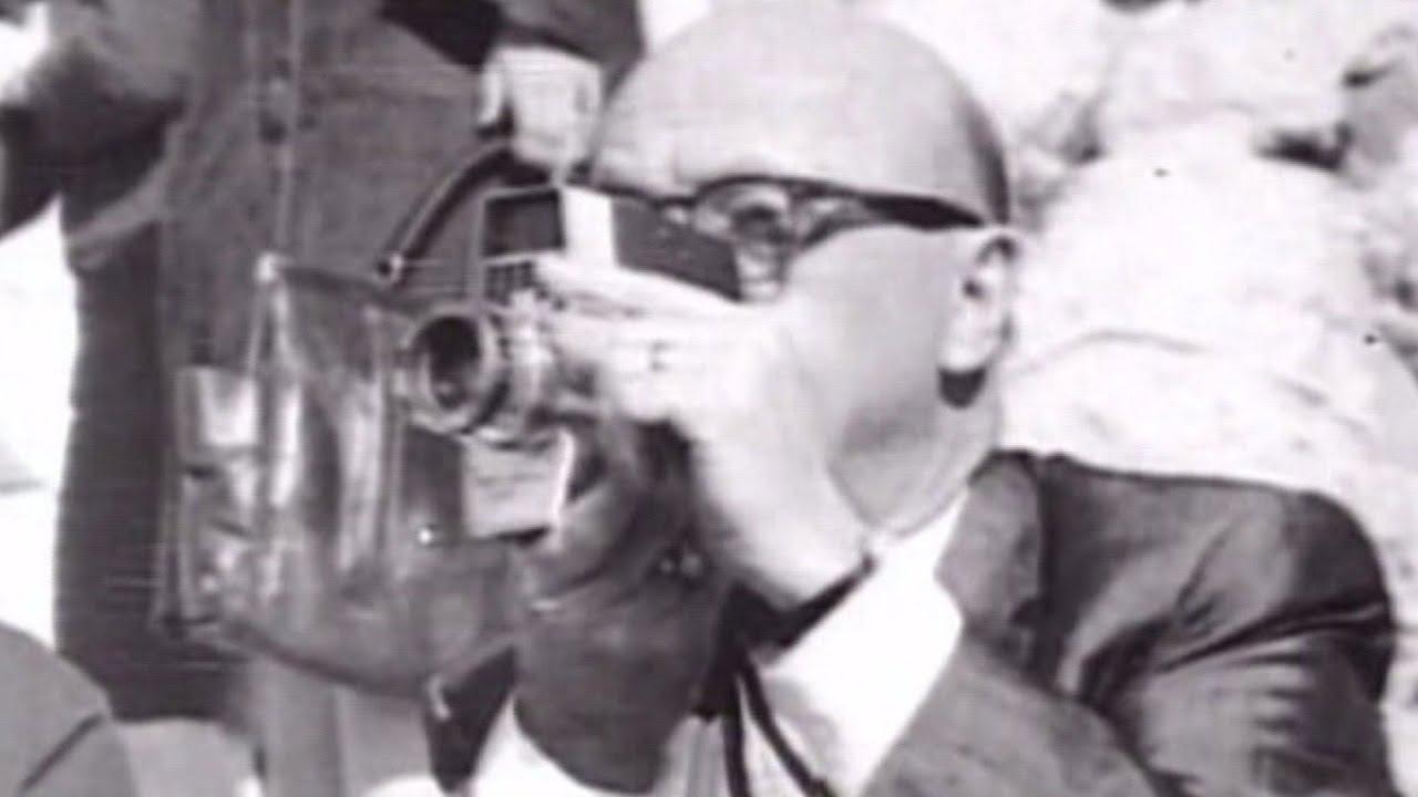 Rare 1966 Zapruder Interview Synchronized To Film - YouTube