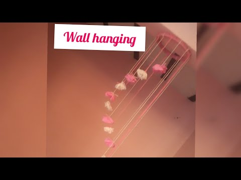 how-to-make-simple/easy-wall-hanging/home-decorations