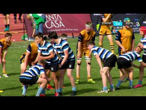 PRYF 2017, U15 FINAL: IVYBRIDGE COLLEGE - BRISTOL RFC