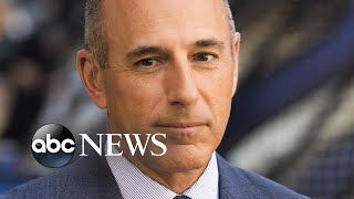 Matt Lauer accused of sexual misconduct by more women