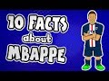 10 facts about Kylian Mbappe you NEED to know! ► Onefootball x 442oons